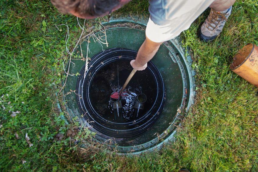 entretien de fosse septique